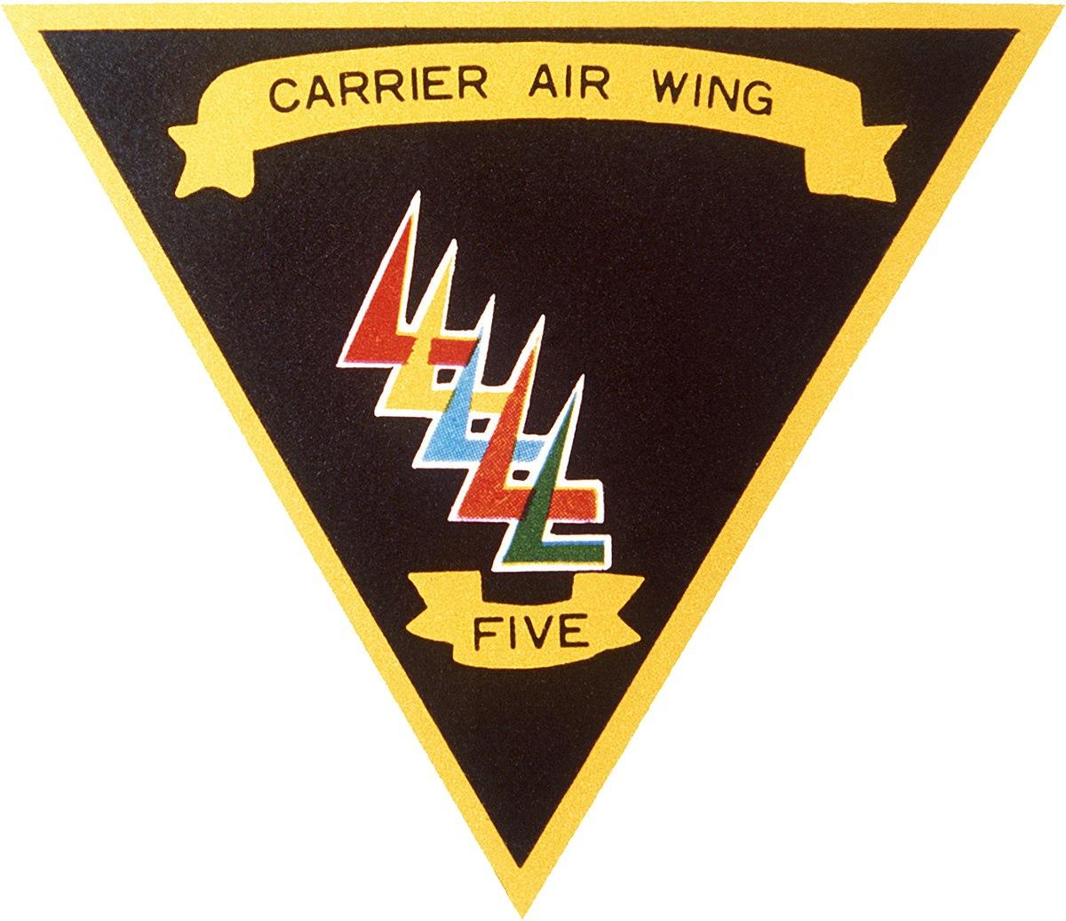 carrier air wing five  u2013 wikipedia