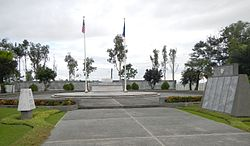 Camp Pangatian (Prisoner of War Memorial Shrine)