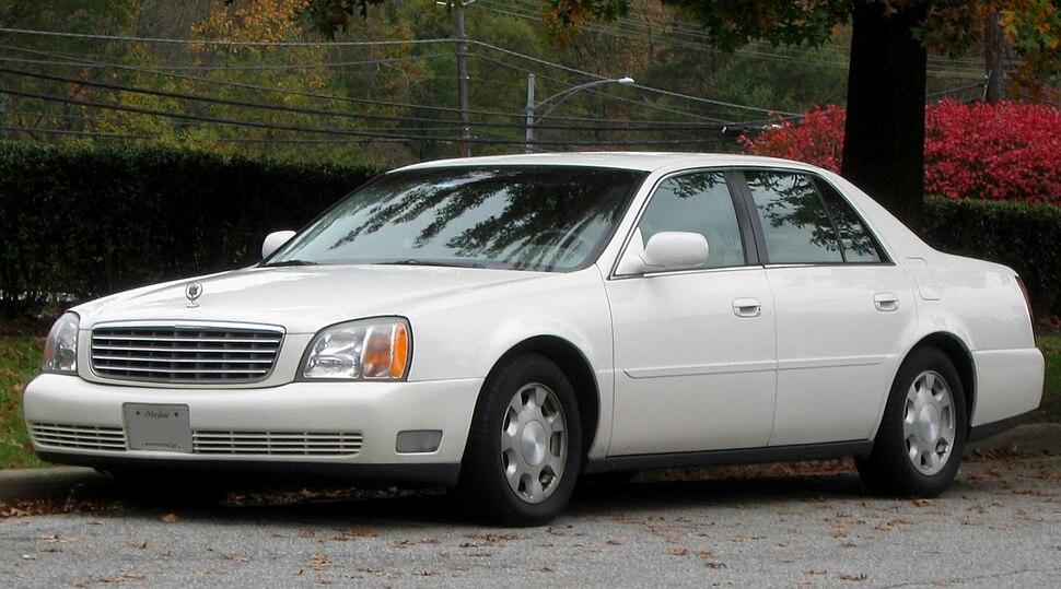 Cadillac Deville -- 10-30-2009