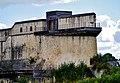 Caen Château de Caen Nordwestmauer 5.jpg