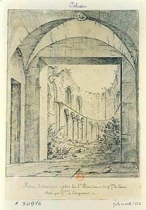 Théodore Basset de Jolimont - Image: Caen chapelle saintepaix 1822