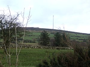 Cairn Hill transmission site - Image: Cairn Hill
