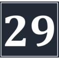 Calendar Icon 29 BW.png