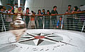 California Academy of Sciences Foucault Pendulum Clock.jpg