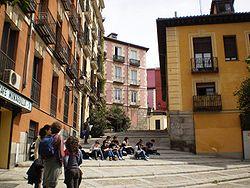 PROPUESTAS DE RULADA DE LA COMUNIDAD DE MADRID - DOMINGO 8 DE MARZO 250px-Calle_del_Rollo_Madrid