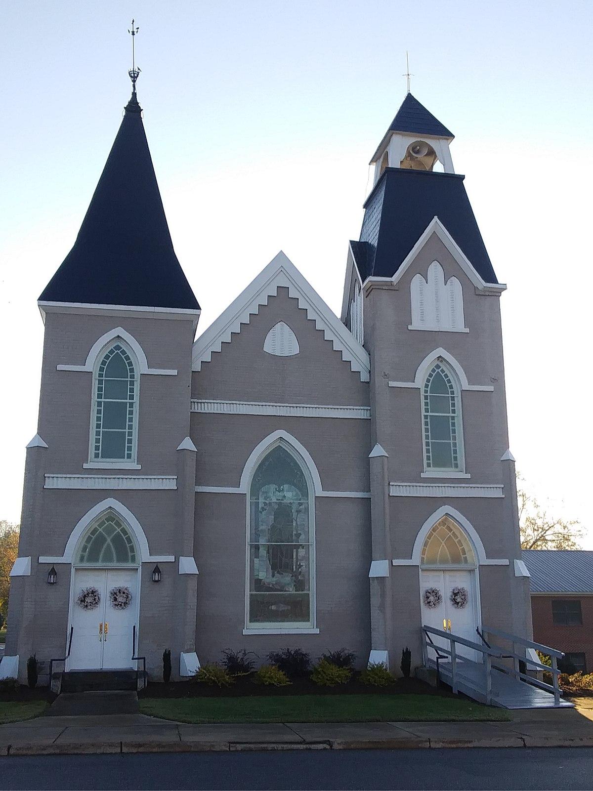 Grace Reformed Church Newton North Carolina Wikipedia