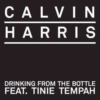 Drinking from the Bottle 2013 single by Calvin Harris featuring Tinie Tempah