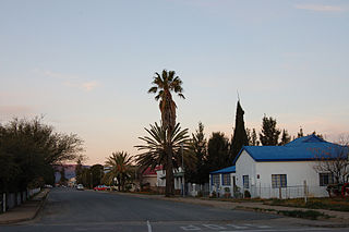 Calvinia Place in Northern Cape, South Africa