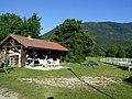 Camping place near Sinard, Dép. de l'Isère, France. - panoramio.jpg