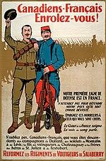 Brytyjski plakat propagandowy zachęcający do wstępowania do armii