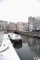 Canal de la Robine Narbonne sous la neige.jpg