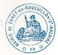 Canet-en-Roussillon-Saint-Nazaire - Sceau (1973).jpg