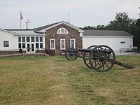 Cannon at Manassas, VA, Battlefield IMG 4322.JPG
