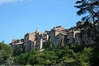 Capranica - Panorama.JPG