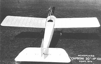 Caproni Ca.20 - Image: Caproni Ca.20