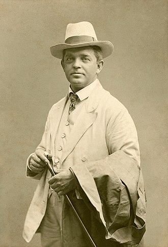 Carl Nielsen - Carl Nielsen in 1908