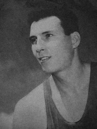 """San Beda Red Lions - Carlos """"Caloy"""" Loyzaga, considered the greatest San Beda Red Lion of all time."""