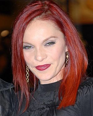 Carmit Bachar - Bachar at the premiere of 27 Dresses, 2008