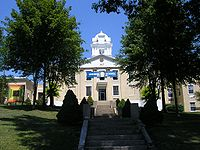 Carter County, Kentucky courthouse.jpg