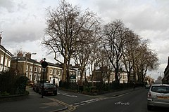 Cassland Road and Cassland Crescent, South Hackney - geograph.org.uk - 667026.jpg