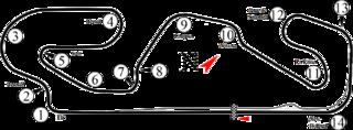 Formula One motor race held in 1991