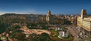 Plaça de Catalunya - Plaça de Catalunya
