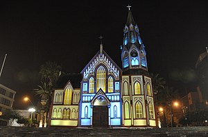 St. Mark's Cathedral, Arica