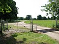 Cattle grid and pedestrian gate - geograph.org.uk - 1337962.jpg