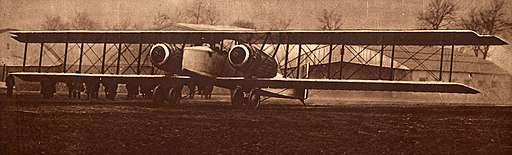 Caudron C 23 - may 1919