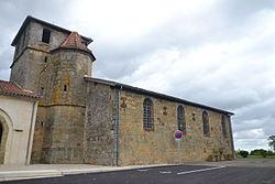 Caumont - église.JPG