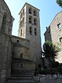 Caunes-Minervois (11) Abbaye 10.JPG