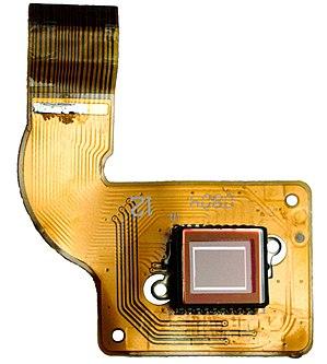 Image sensor - Image: Ccd sensor