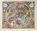 Cellarius Harmonia Macrocosmica - Coeli Stellati Christiani Haemisphaerium Posterius.jpg