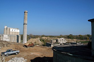 Center for Land Use Interpretation - Cementland tower
