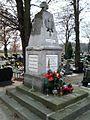 Cemetary Poznan Staroleka sw. Antoniego, monument of Wielkopolskie uprising.jpg