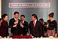 Cena de Estado que en honor del Excmo. Sr. Xi Jinping, Presidente de la República Popular China, y de su esposa, Sra. Peng Liyuan (8960385396).jpg
