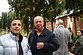 Cenci, Daniele e Peloso, Riccardo - Commemorazione di Dario Bellezza- Foto Giovanni Dall'Orto, 31 marzo 2008 - 02.jpg