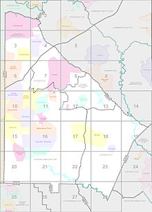 Census County Division Wikipedia - Mapping-the-us-census