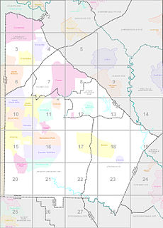 Census county division U.S. statistical division of unincorporated areas of counties