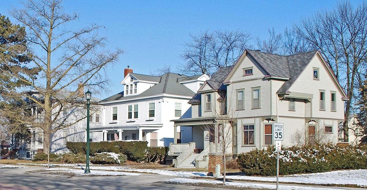 Center Avenue Neighborhood Residential District Wikipedia