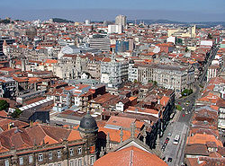 Central Porto from Torre dos Clérigos.jpg