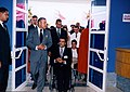 Centre Hospitalier Noor de Rééducation et de Réadaptation, Inauguré par sa majesté le Roi Mohamed VI en 2001 (2).jpg