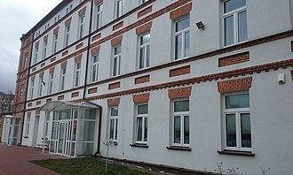 Shared services center - Shared services center of local government in Tomaszów Mazowiecki, Poland