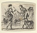 Cephalus and Procris, from 'Game of Mythology' (Jeu de la Mythologie) MET DP841065.jpg