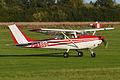 Cessna 172E Skyhawk 'G-ASSS' (12912164614).jpg