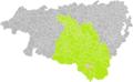 Cette-Eygun (Pyrénées-Atlantiques) dans son Arrondissement.png