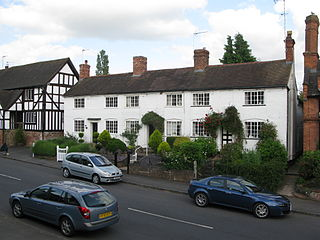 Chaddesley Corbett Human settlement in England