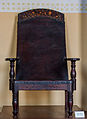 Chair where he sat Francisco de Miranda in the ports of Altagracia.jpg