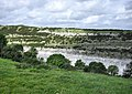 Chalk Quarry, Stonehill Down - geograph.org.uk - 1523319.jpg