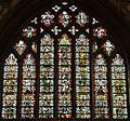 Chancel east window. Tree of Jesse. Wells Cathedral.jpg